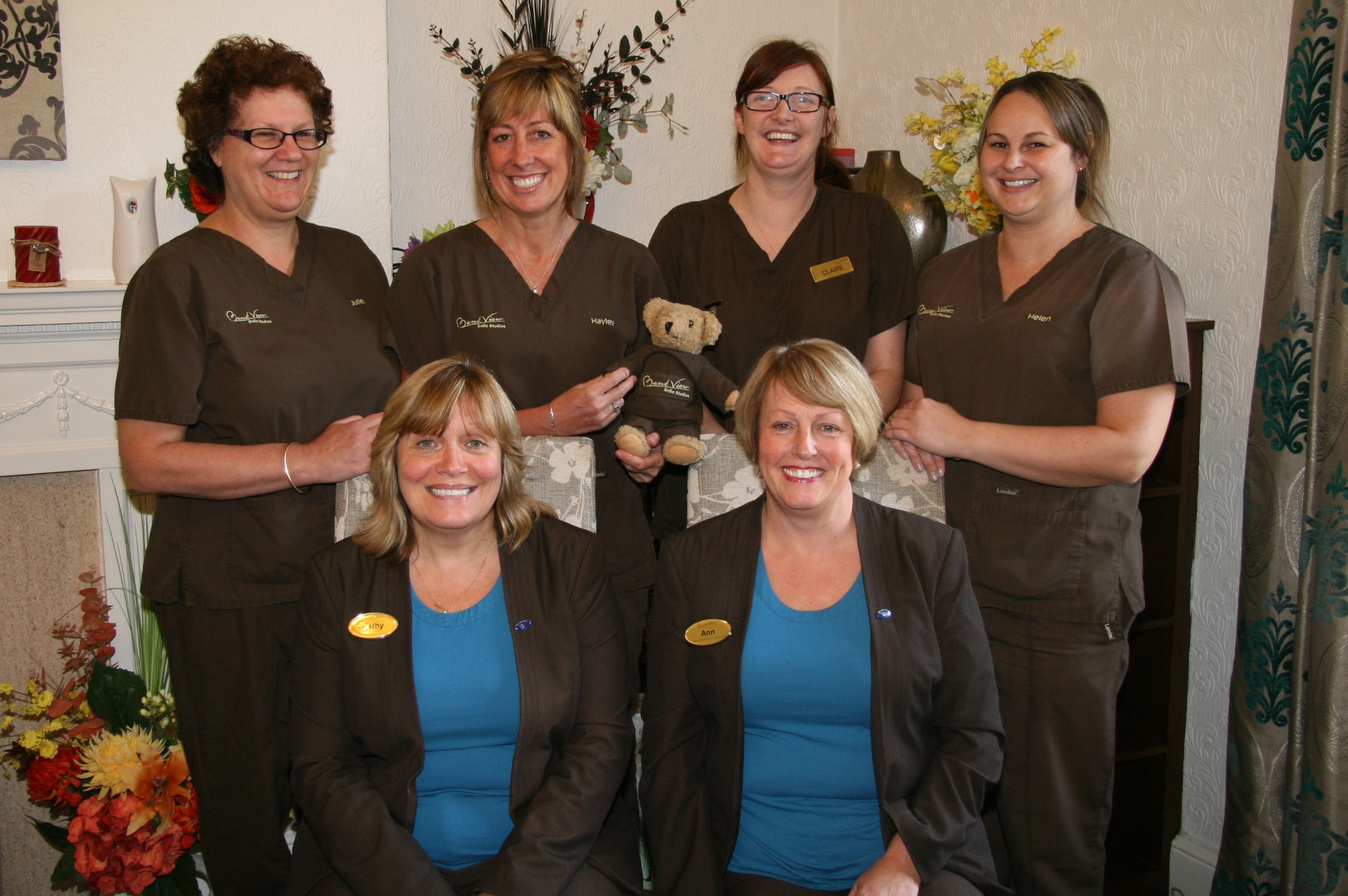 bankview dental team
