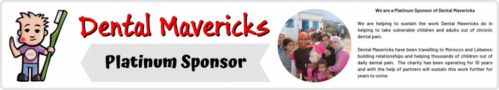 Dental mavericks sponsor